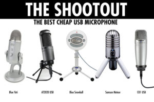 best usb microphone 2020
