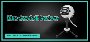 Blue Snowball USB Microphone Review