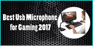 best usb microphone for gaming