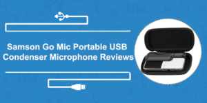 Samson Go Mic Portable Usb Condenser Microphone Reviews