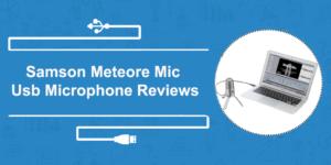 Samson Meteor Mic Usb Studio Microphone Reviews