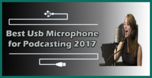 Usb Microphone for podcasting