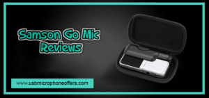 Go Mic Portable USB Condenser Microphone Review