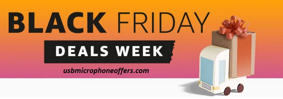 Usb Microphones Black Friday Deals 2017