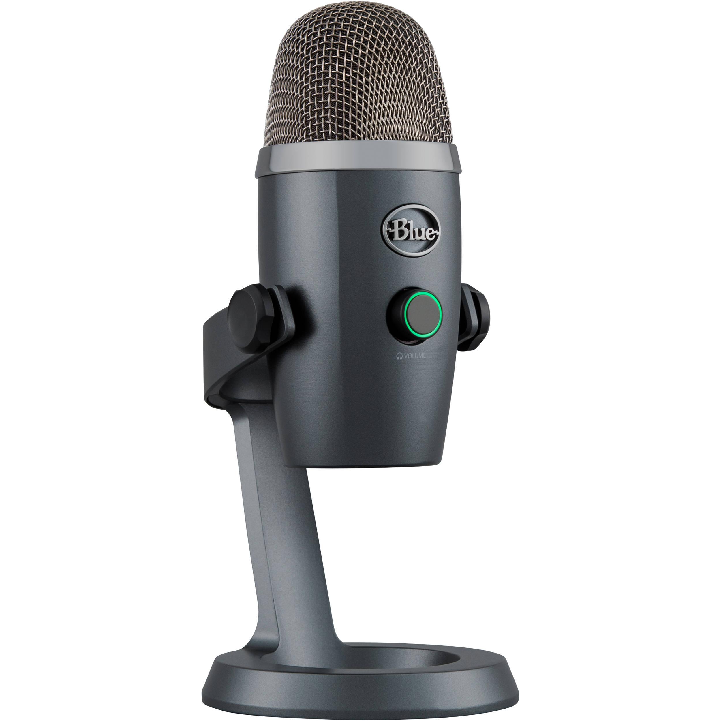 Blue Yeti USB Microphone Nano